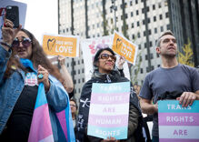 Calling transgender youth by their name dramatically reduces their chance of suicide