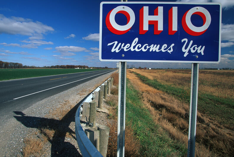 One of the first things Ohio's new Republican governor did was protect LGBTQ state employees