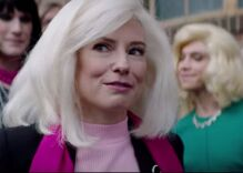 Marriage equality hero Edie Windsor gets the 'Drunk History' treatment & it is hilarious