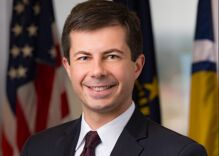 Out presidential candidate Pete Buttigieg says being gay gives him an advantage over Trump