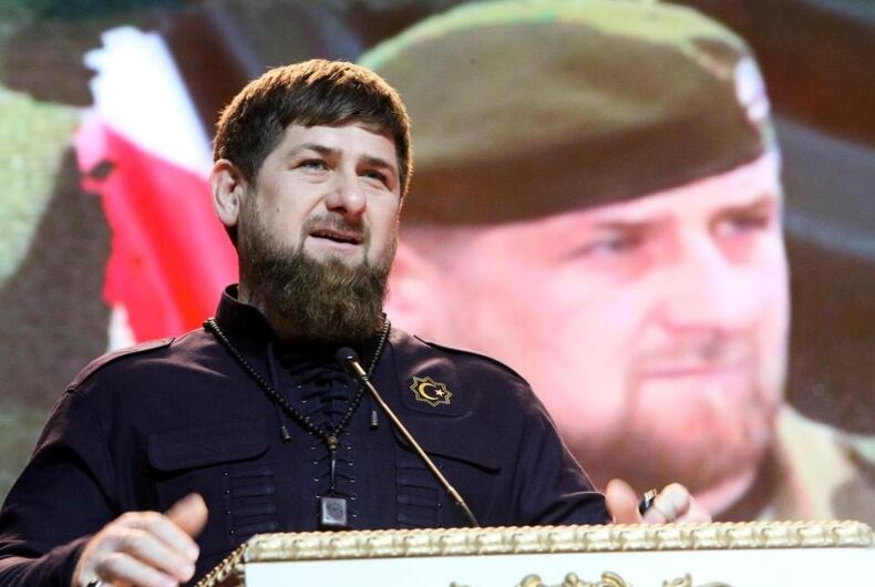 Ramzan Kadyrov has repeatedly denied the existence of gay and bisexual men in Chechnya, as well as reports of abuse.