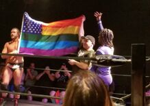 This all-queer pro-wrestling event is pummeling homophobia into submission