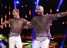 These 2 male dancers' mind-blowing salsa impressed Jennifer Lopez