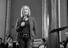Presidential candidate Kirsten Gillibrand supports 3rd gender marker on federal IDs