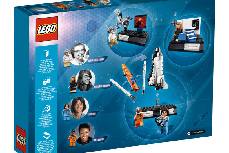 Lego says it will remove gender stereotypes from its toys