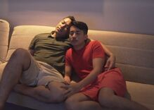 Watch this couple's family react when they come out in a country where being gay is illegal