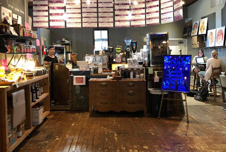 Mama Mocha's Coffee Emporium in Auburn, Alabama