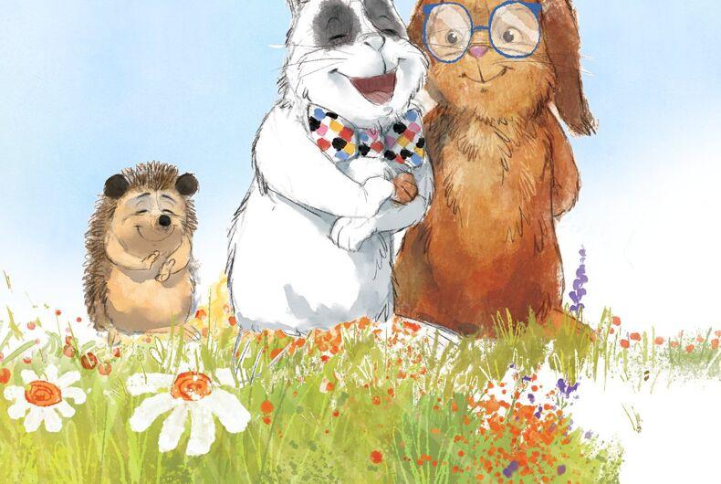 Marlon Bundo, gay children's book, bunny, Mike Pence, school, censorship