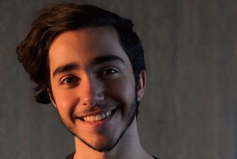 Mehdi Shokr Khoda, Sweden, gay, Iranian, asylum, political refugee