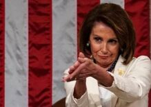 Nancy Pelosi's literal clapback is all people are talking about after the SOTU