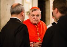 Viciously anti-LGBTQ Catholic cardinal now on ventilator with COVID-19