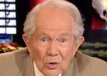 """Pat Robertson declares he's """"planning on"""" living another 29 years until he's as old as Moses"""