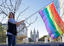 The Mormon church won't oppose Utah's conversion therapy ban