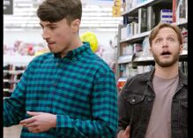 Walmart made a cute ad about a gay couple dating at a store. The right is outraged.