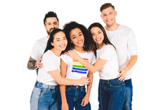 Fewer Americans believe gay & lesbian people still face discrimination