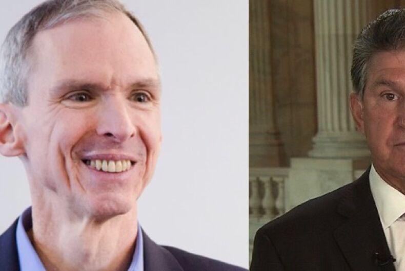 Congressman Dan Lipinski and Senator Joe Manchin