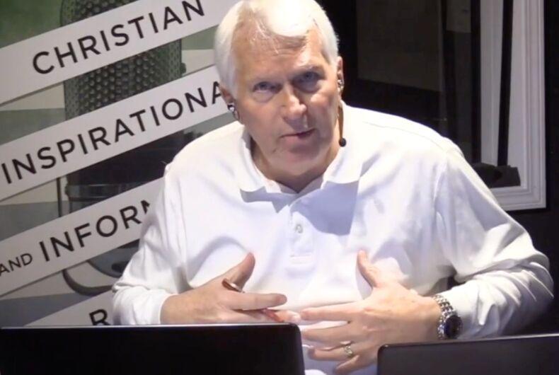 American Family Association radio host Bryan Fischer