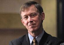 LGBTQ-friendly former Colorado governor John Hickenlooper announces presidential bid