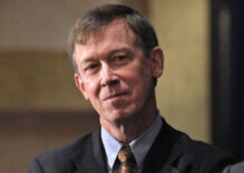 LGBTQ-friendly former Colorado governor John Hickenlooper announces presidential bid