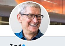 Apple CEO Tim Cook is trolling Donald Trump on Twitter