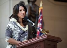 Tulsi Gabbard says she never supported conversion therapy