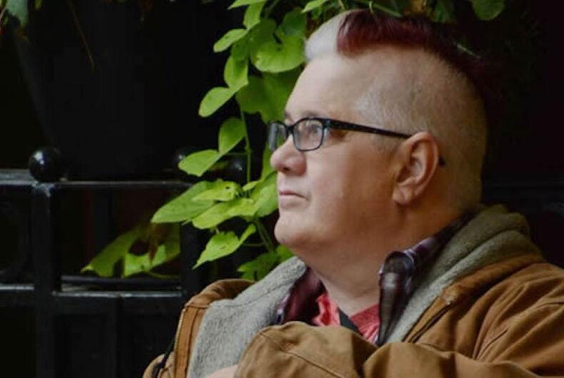 Dana Alix Zzyym, intersex,