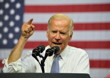 Joe Biden just called Mike Pence 'a decent guy.' The internet was not having it.
