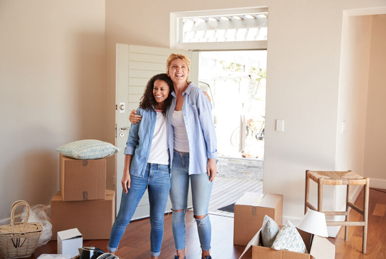 A report on LGBTQ home ownership uncovered some hard truths