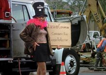The secret life of Austin's most famous homeless cross-dresser gets revealed in a new film