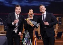 Bisexual YouTube star Lilly Singh is taking Carson Daly's late night spot on NBC