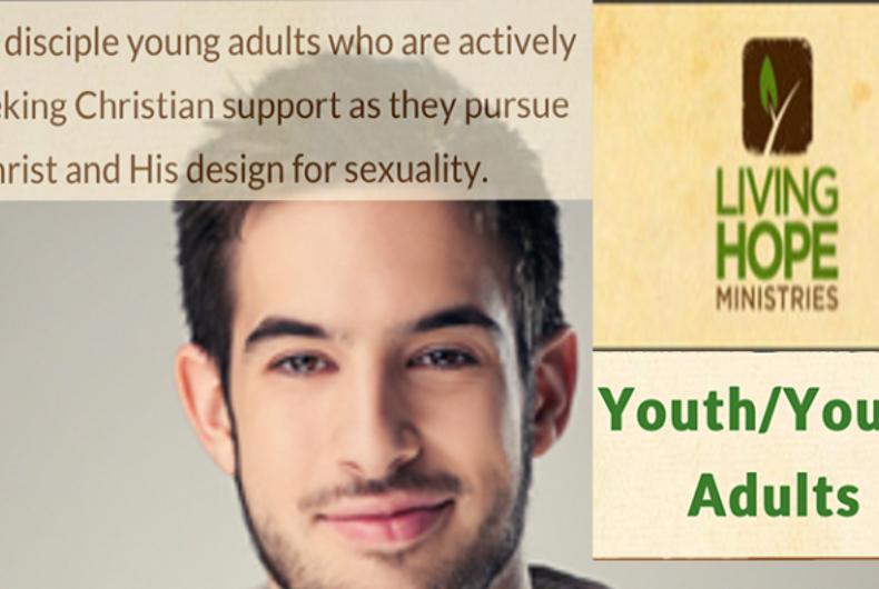 Living Hope Ministries app
