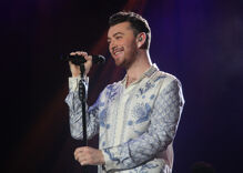 Singer Sam Smith comes out as a non-binary genderqueer