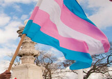 "Republican politician claims trans flag is part of ""rainbow jihad"""