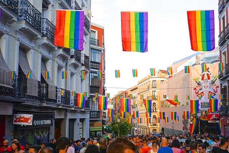 The religious right thinks that Europe is now fertile ground for its anti-LGBTQ agenda