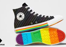 Converse drops Pride sneaker line for 2019 & this time it includes trans flag shoes