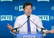Jimmy Fallon's hilarious Pete Buttigieg impression is so spot on, it's scary