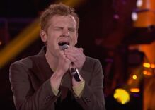 Out American Idol contestant Jeremiah Lloyd's duet with a Broadway star floored the judges