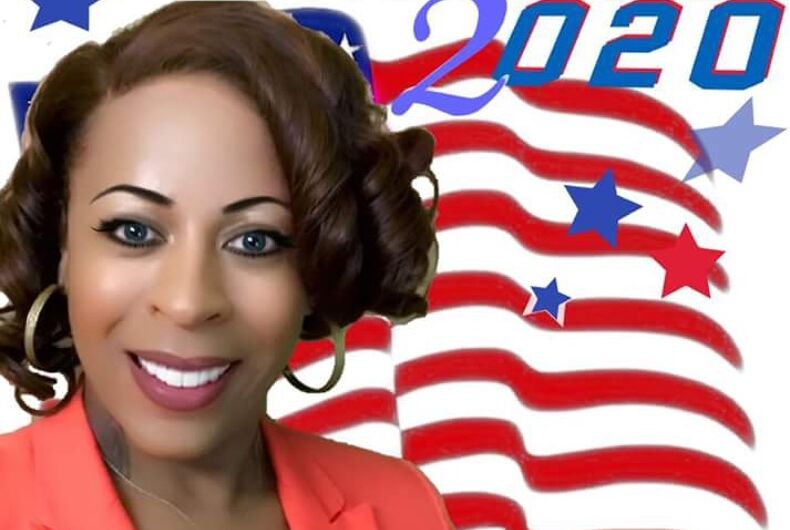 Is America ready for a trans woman of color running for president?