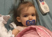 'Christian' donor yanks pledge to fund sick baby's medical expenses because she has two moms