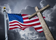 Roughly half of Americans think Christian nationalism is a rising threat to freedom