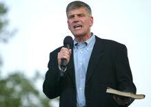 Franklin Graham says STIs are punishment for ignoring 'God's guidelines' on gender & gays