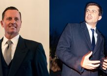Ric Grenell strokes his own ego with petty attack on first out Cabinet Secretary Pete Buttigieg