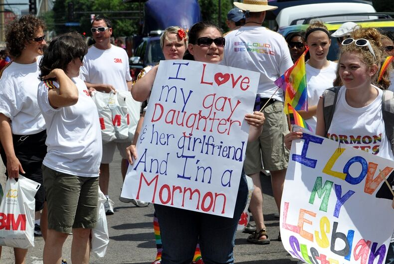 Mormon church drops antigay policies to 'reduce hate & contention' in society