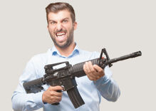 Corruption is leading the homophobic NRA towards financial ruin, says shocking exposé