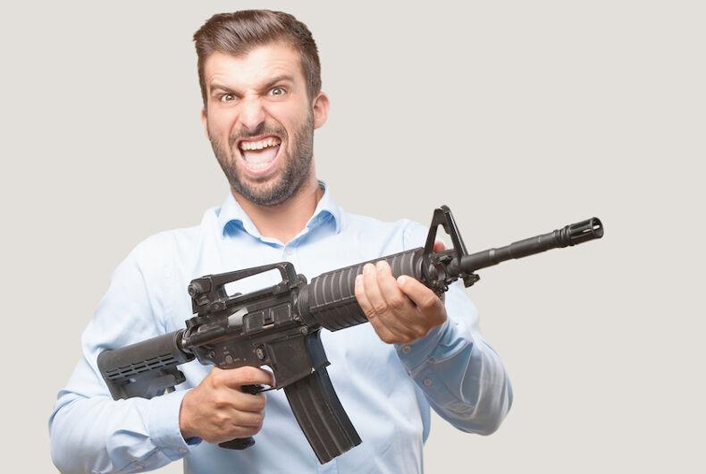 NRA, National Rifle Association