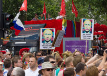 In historic first, trans woman in Russia wins discrimination lawsuit against employer