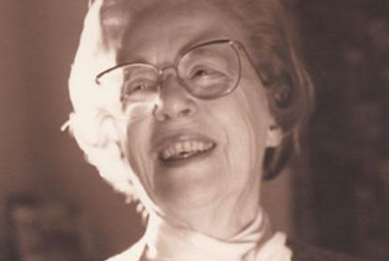 Jeanne Manford, pioneering LGBT ally and founder of PFLAG