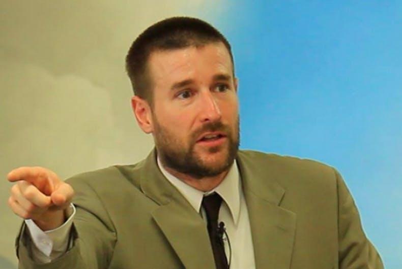 Pastor Steven Anderson from Faithful Word Baptist Church in Arizona