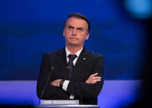 Brazil's anti-LGBTQ president claims COVID-19 vaccines cause AIDS