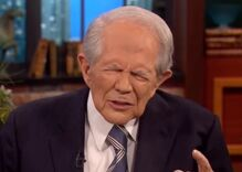 Pat Robertson blames coronavirus on same-sex marriage